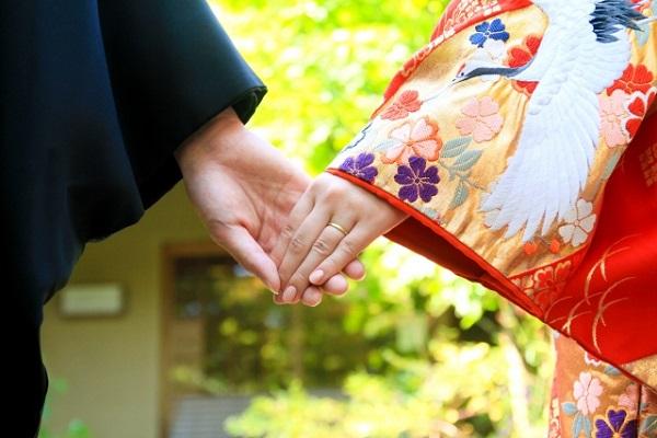 事実婚 挙式