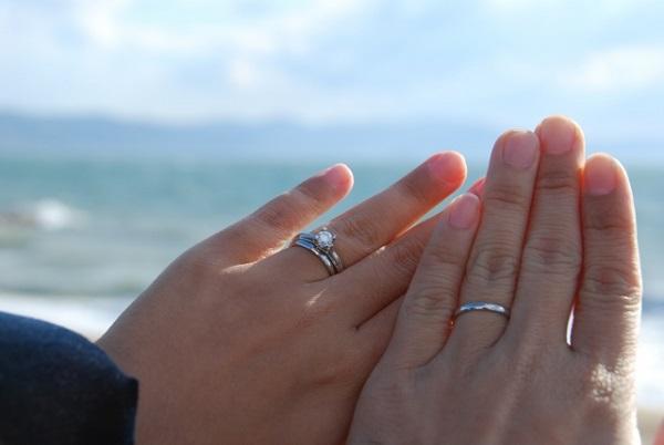 事実婚 結婚指輪