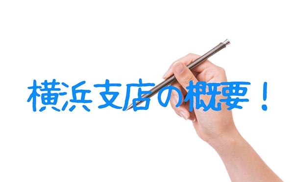 原一探偵事務所横浜支店の概要!